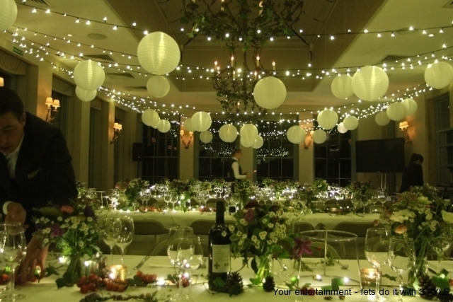 Enchanted Forest Themed Party