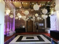Highcliffe Castle wedding in Dorset with Venue decoration from STYLISH Entertainment