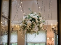 Babington House Orangery with beautiful floristry and lighting by STYLISH Entertainment.