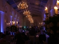 Colour Wash Lighting Hire and Supply at Blenheim Palace