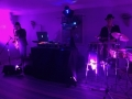Add a Sax and Percussionist to a DJ setup for something different.