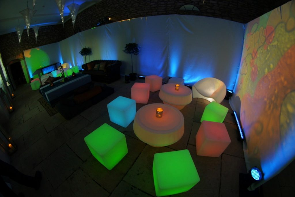 Party Venue Styling